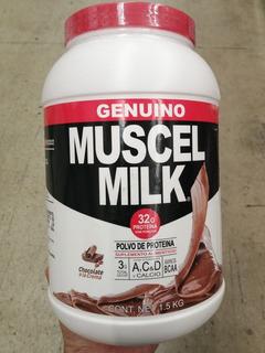 Proteína De Alta Cálidad Sabor Crema De Chocolate 1.5 Kilos
