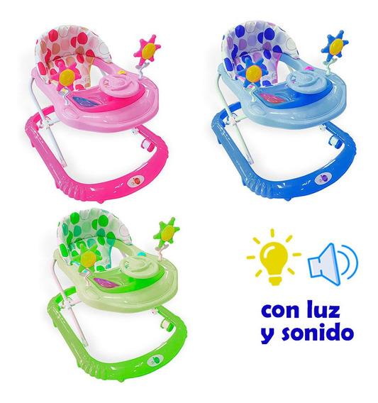 Andador Bebé Con Tablero De Juegos Didácticos Varios Modelos Gugga