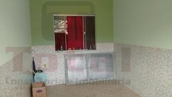 Casa Para Venda, 2 Dormitórios, Santa Cruz - Coronel Fabriciano - 300