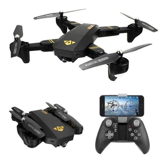 Drone Visuo Xs809w Com Câmera