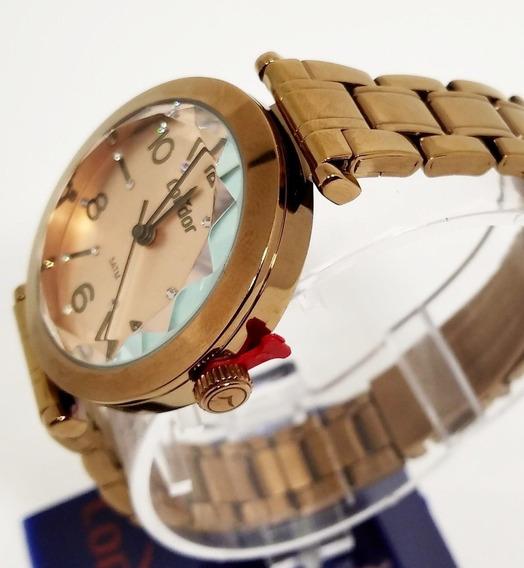 Relógio Condor Feminino Coy121e1aa/4j Rosê