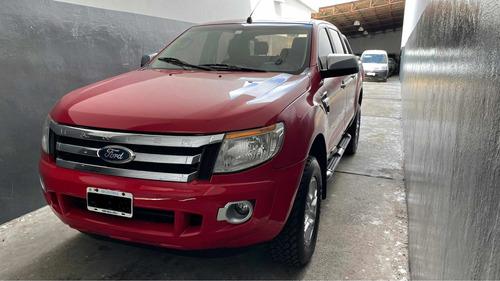 Imagen 1 de 13 de Ford Ranger 2015 3.2 Cd 4x4 Xlt Tdci 200cv