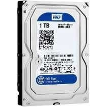 Disco Rígido Sata 1tb Wd Blue - Local En Rosario