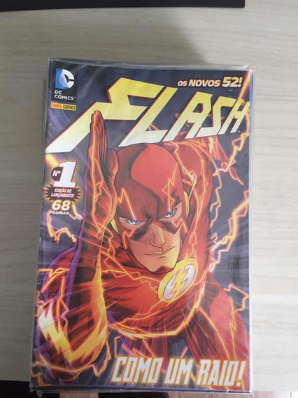 Flash Novos 52