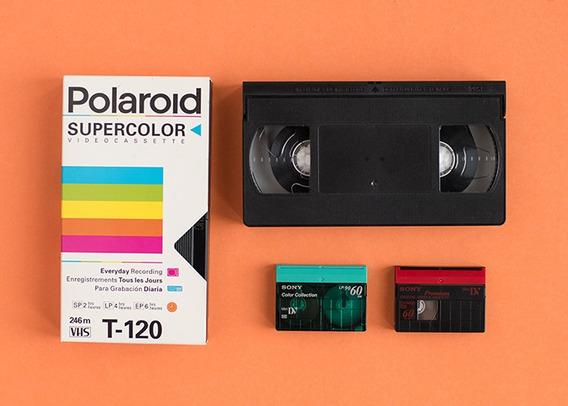 Pasa Tus Videos Vhs Hi8 8mm Minidv A Dvd - Mp4