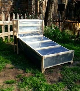 Deshidratador Solar 2 Bandejas
