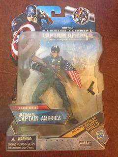 Ultímate Capitán America, Cómic Series