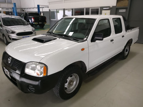 Nissan Np300 4x2 Cabina Doble 2.5 2012 Solo 90.0000 Km