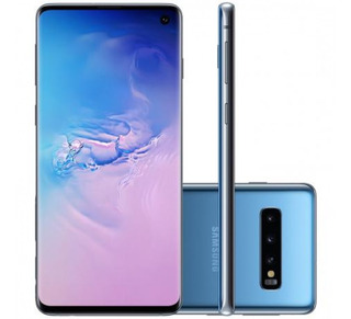 Celular Samsung S10 128gb Azul