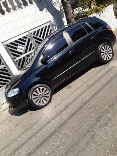Imagem 1 de 7 de Volkswagen Spacefox 2009 1.6 Plus Total Flex 5p