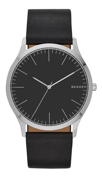 Relógio Skagen Couro - Skw6329/8pn