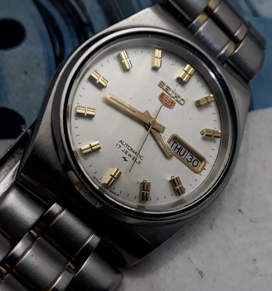 Relógio Seiko Automático 7009-3130