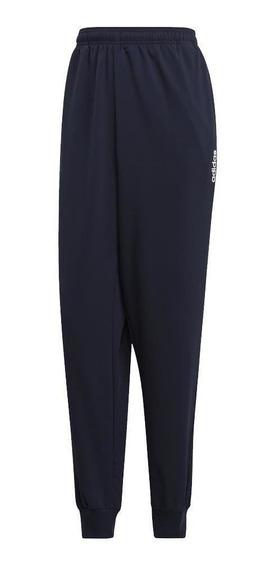 adidas Pantalón Hombre - Essentials Plain Tapered Stanford