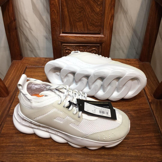 Tenis Versace Chain Reaction