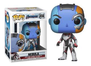 Funko Pop 456 Nebula Avengers Playking