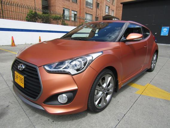 Hyundai Veloster Tp 1600 Turbo