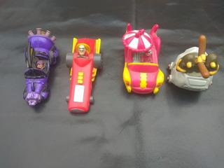 Muñeco Autos Locos