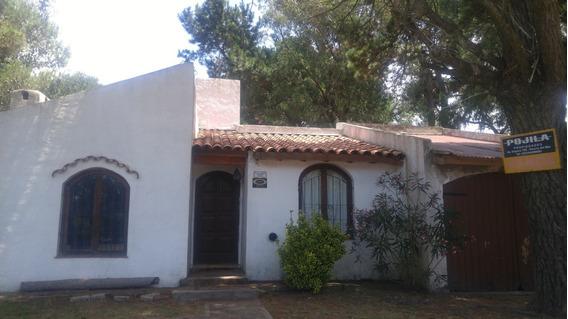 Chalet Colonial En Venta Valeria Del Mar Pinamar