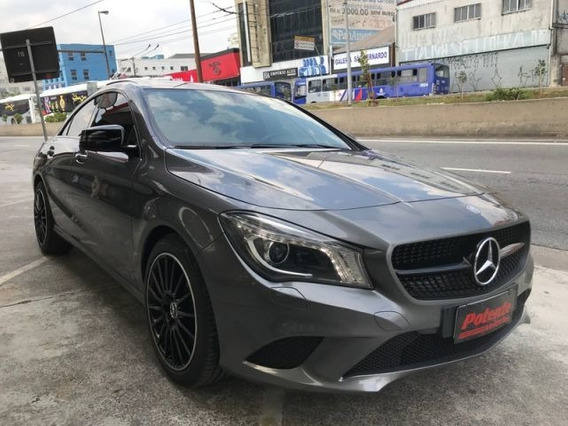 Mercedes-benz Cla 200 Cgi 1.6 16v 156cv Turbo, Fsn9289