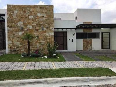 Casa En Renta, La Isla Lomas De Angelopolis