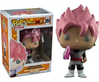Funko Pop Dragon Ball: Super Saiyan Rose 260 Original