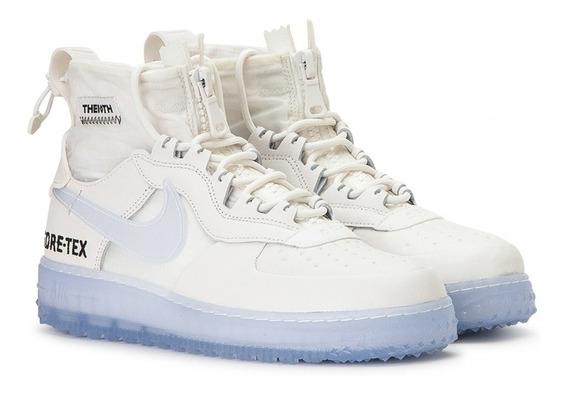 Zapatillas Nike Air Force 1 High Gore-tex Phantom White