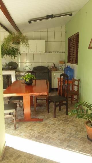 Casa Em Santana, Cosmópolis/sp De 90m² 2 Quartos À Venda Por R$ 450.000,00 - Ca202587