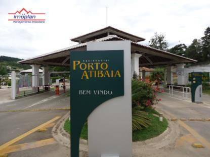 Terreno Residencial À Venda, Resid Fazenda Do Porto, Atibaia. - Te1280