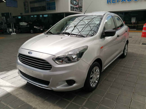 Ford Figo 2017 4p Impulse L4/1.5 Man