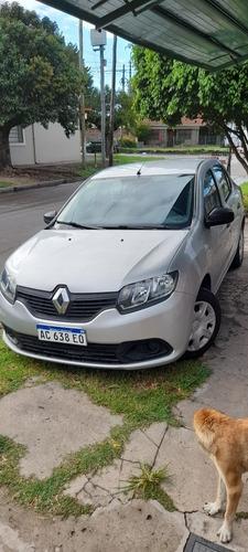 Imagen 1 de 15 de Renault Logan 1.6 Authentique Plus 85cv Nac 2018