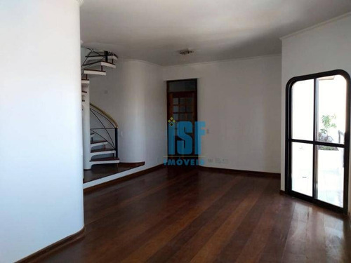 Imagem 1 de 30 de Cobertura Com 4 Dormitórios Para Venda E Locação, 252 M² - Vila Campesina - Osasco/sp - Co0833