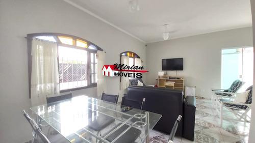 Imagem 1 de 18 de Casa Em Bairro Nobre Pertinho Do Mar - Ca01492 - 69312966