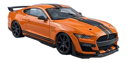 Maisto 2020 Mustang Shelby Gt500