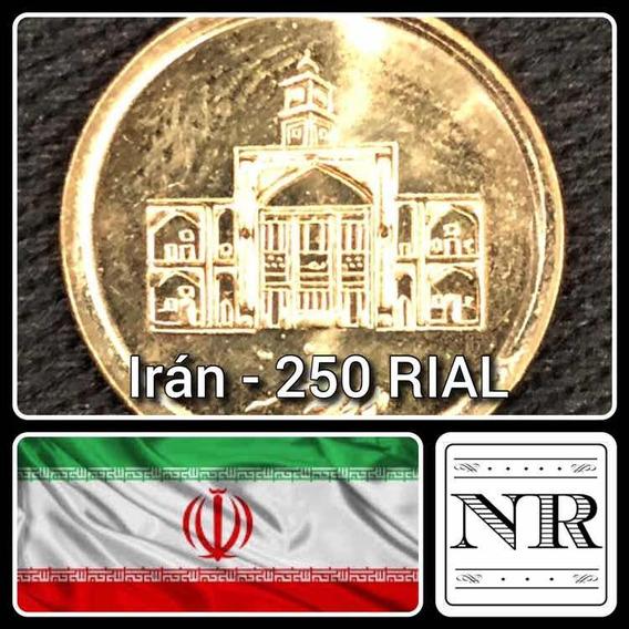 Iran - 250 Rial - Año 1390 (2011) - Km #1270 A - Edificio