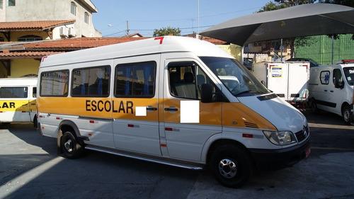Sprinter 413 Ano 2010/2010 Com 28 Lugares Escolar