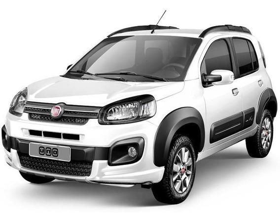 2020 Fiat Uno 1.4 Way Mt Abs Ac Airbag R14 85hp Ac Arh Mfin