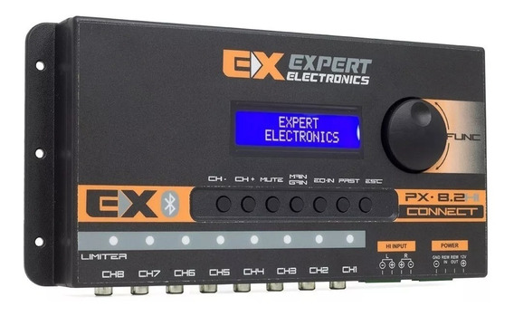 Processador Expert Px8.2 Hi Connect Bluetooth Expert
