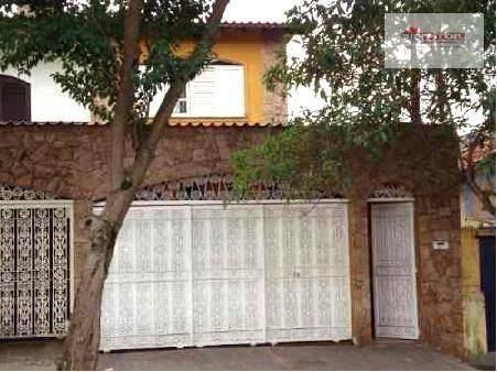 Sobrado Com 3 Dormitórios À Venda, 373 M² Por R$ 1.500.000,00 - Vila Paranaguá - São Paulo/sp - So0294