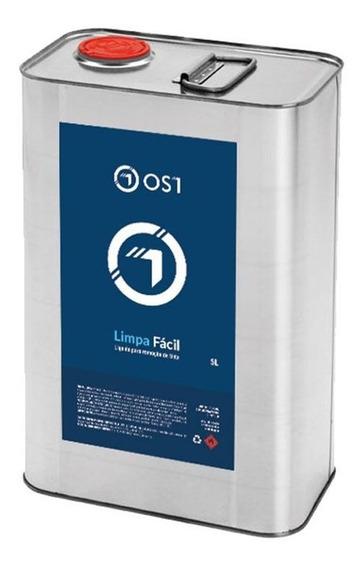 Limpa Fácil Removedor Líquido Incolor Galão 5 L