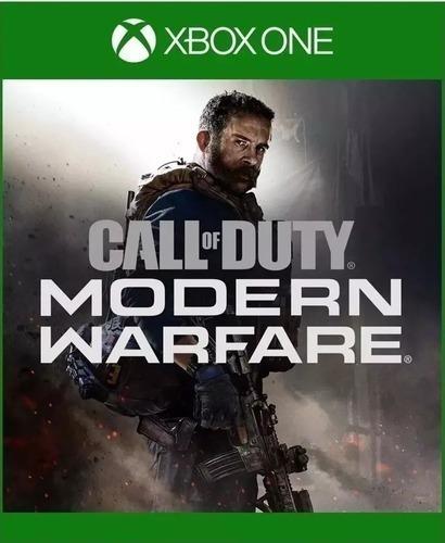 Call Of Duty Modern Warfare Xbox One Codigo 25 Digitos
