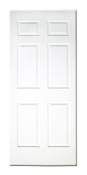 Puerta Blanca 6 Tableros