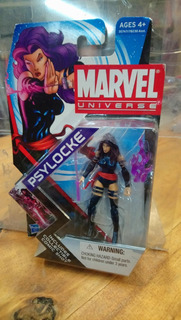 Psylocke Marveluniverse Series 4 #05
