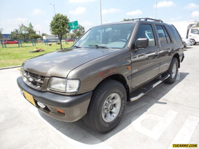 Chevrolet Rodeo 2.6l Mt 2600cc 4x4