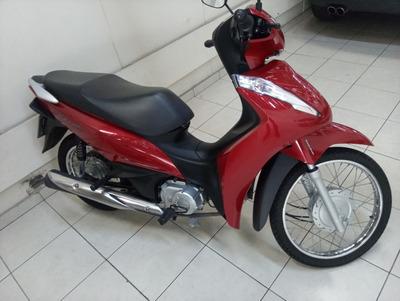 Honda Biz 110i 2019 Vermelha