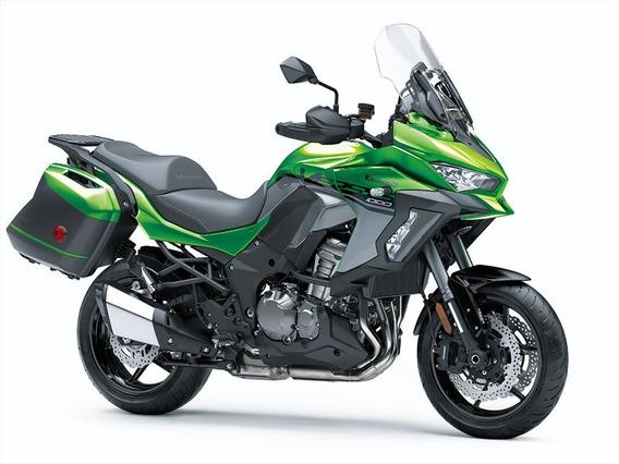 Moto Kawasaki Versys 1000 Se Lt+