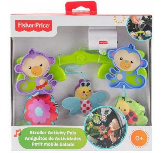 Movil Bebes De Animalitos Para Cochecito Fisher Price Mattel