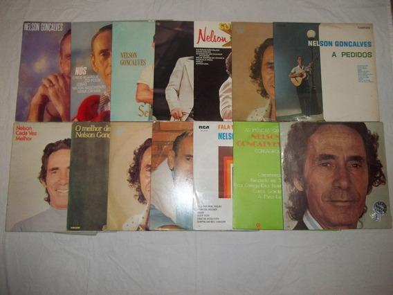 Lote 22 Lp Vinil Nelson Gonçalves