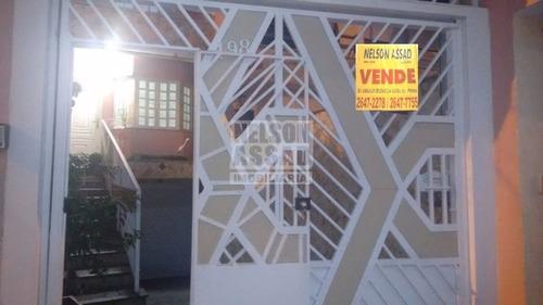 Imagem 1 de 10 de Sobrado  Para Venda No Bairro Penha De Franca, 3 Dorm, 1 Suíte, 3 Vagas, 178 M - 1489