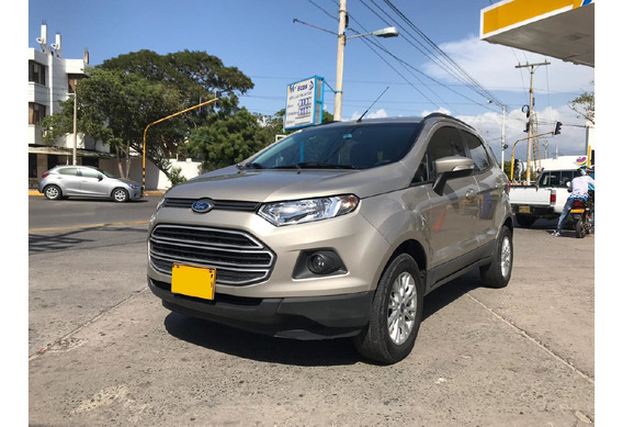 Ford Ecosport At 2016