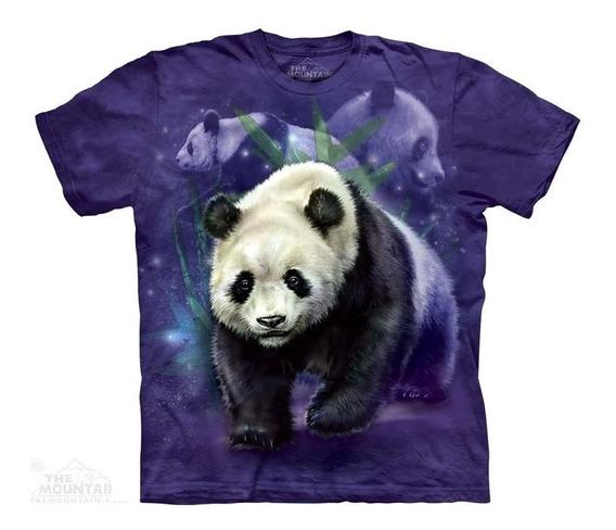 Playera 4d - Unisex --3322 Panda2.
